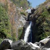 Bhagsu waterfall McLeod Ganj