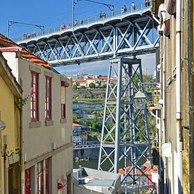 porto Douro bridge